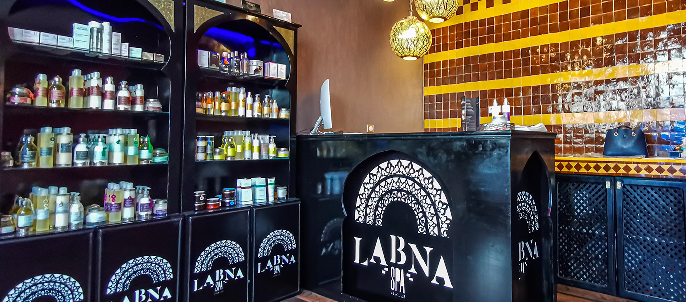 Contact Labna Spa